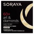 Soraya art & diamonds 60+ Naprawczy krem na noc 50 ml