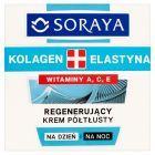 Soraya Kolagen + Elastyna Regenerujący krem półtłusty na dzień i na noc 50 ml