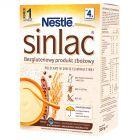 Nestlé Sinlac Bezglutenowy produkt zbożowy po 4. miesiącu 500 g