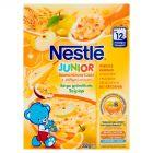 Nestlé Junior Kaszka mleczna 5 zbóż z żółtymi owocami po 12 miesiącu 250 g