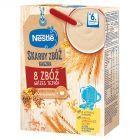 Nestlé Radosny Brzuszek Kaszka 8 zbóż po 6 miesiącu 250 g