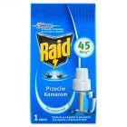 Raid Przeciw komarom Płyn owadobójczy Zapas 27 ml