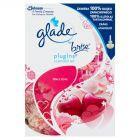 Glade by Brise PlugIns Only Love Zapas do elektrycznego odświeżacza powietrza 20 ml