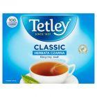 Tetley Classic Herbata czarna 160 g (100 torebek)