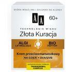 AA Technologia Wieku 60+ Złota Kuracja Krem przeciwzmarszczkowy na dzień 50 ml