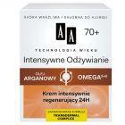 AA Technologia Wieku 70+ Intensywne Odżywianie Krem intensywnie regenerujący 24H 50 ml