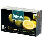 Dilmah Cejlońska czarna herbata z aromatem cytryny i limonki 30 g (20 torebek)