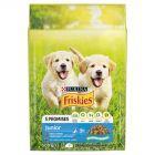 Friskies Vitafit Junior Karma dla psów z kurczakiem i warzywami 500 g