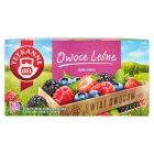 Teekanne World of Fruits Forest Fruits Mieszanka herbatek owocowych 50 g (20 x 2,5 g)