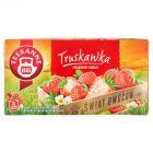 Teekanne World of Fruits Strawberry Sunrise Mieszanka herbatek owocowych 50 g (20 torebek)