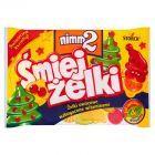 nimm2 Śmiejżelki - żelki owocowe wzbogacone witaminami oraz sokiem owocowym 100 g