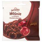 Jutrzenka Wiśnie w czekoladzie 80 g