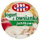 Mlekovita Jogurt z owsianką jabłkowy 180 g