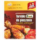 Jan Niezbędny Torebki do pieczenia mięsa i warzyw 5 sztuk