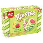 Algida Mini Twister Lody 400 ml (8 sztuk)