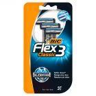 BiC Flex 3 Classic Jednoczęściowe maszynki do golenia 3 sztuki
