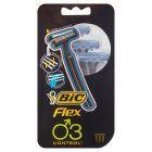 Bic Flex O3 Control Maszynka do golenia 3 sztuki