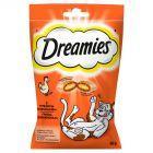 Dreamies z pysznym kurczakiem Karma uzupełniająca dla kotów i kociąt 60 g
