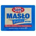 Mlekovita Masło Polskie ekstra bez dodatków 82% 200 g