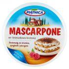Piątnica Mascarpone Ser śmietankowo-kremowy 500 g