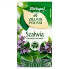 Herbapol Zielnik Polski Herbatka ziołowa szałwia 24 g (20 x 1,2 g)