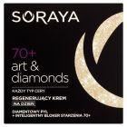 Soraya art & diamonds 70+ Regenerujący krem na dzień 50 ml