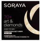 Soraya art & diamonds 70+ Odbudowujący krem na noc 50 ml