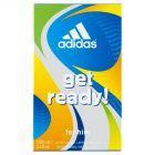 Adidas Get ready! Woda po goleniu 100 ml