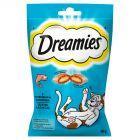 Dreamies Karma uzupełniająca z wybornym łososiem 60 g