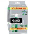 Wilkinson Sword Extra2 Sensitive Jednorazowe maszynki do golenia 15 sztuk