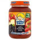 Bobo Frut Smaki Dzieciństwa Jabłko truskawka aronia po 6 miesiącu 185 g