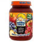 Bobo Frut Smaki Dzieciństwa Jabłko maliny jagody po 4 miesiącu 185 g