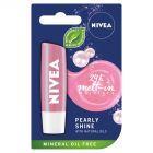 NIVEA Pearly Shine Pielęgnująca pomadka do ust 4,8 g