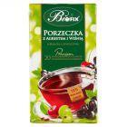 Bifix Premium porzeczka z agrestem i wiśnią Herbatka owocowa 40 g (20 saszetek)
