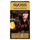 Syoss Oleo Intense Farba do włosów Mokka 4-18