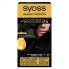 Syoss Oleo Intense Farba do włosów Intensywna czerń 1-10