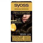 Syoss Oleo Intense Farba do włosów Głęboki brąz 3-10
