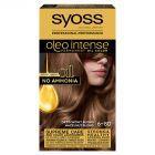 Syoss Oleo Intense Farba do włosów Orzechowy blond 6-80