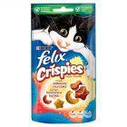 Felix Crispies Łakocie o smaku wołowiny i kurczaka 45 g