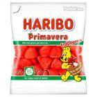 Haribo Truskawka Pianko-żelki o smaku truskawkowym 100 g
