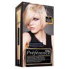 L'Oréal Paris Féria Préférence Farba do włosów 92 Iridescent Blonde