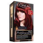 L'Oréal Paris Féria Préférence Farba do włosów P37 Pure Plum Power