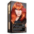 L'Oréal Paris Féria Préférence Farba do włosów P78 Pure Paprika