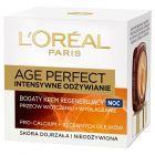 L'Oréal Paris Age Perfect Intensywne Odżywianie Krem regenerujący na noc 50 ml