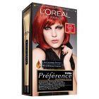L'Oréal Paris Féria Préférence Farba do włosów P76 Pure Spice