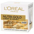 L'Oreal Paris Nutri Gold Light and Silky Nawilżająca terapia odżywcza na dzień 50 ml