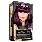 L'Oréal Paris Féria Préférence Black Pearls Farba do włosów P48