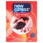 New Caress Wet N'Wild Prezerwatywy 3 sztuki