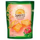 Sunbites Wielozbożowe krakersy papryka z ziołami 100 g