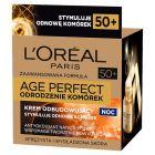 L'Oréal Paris Age Perfect 50+ Odrodzenie Komórek Krem odbudowujący na noc 50 ml